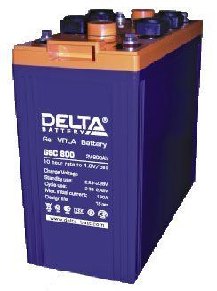 Аккумуляторная батарея DELTA GSC 1000