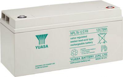 Аккумуляторная батарея YUASA NPL 78-12 IFR