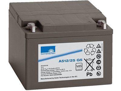 Аккумуляторная батарея SONNENSCHEIN A 512/25.0 G5