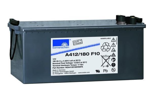 Аккумуляторная батарея SONNENSCHEIN A 412/180.0 F10