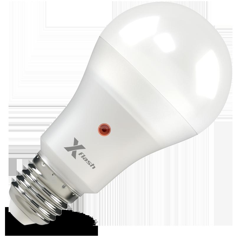Светодиодная (LED) лампа X-Flash серия Smart XF-E27-OCL-A65-P-12W-4000K-220V (46652)