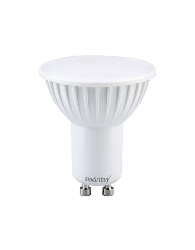 Светодиодная (LED) Лампа Smartbuy-Gu10-07W/3000 (SBL-GU10-07-30K-N)