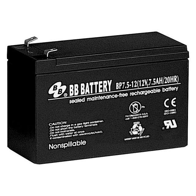 Аккумуляторная батарея B.B.Battery BP 7,5-12