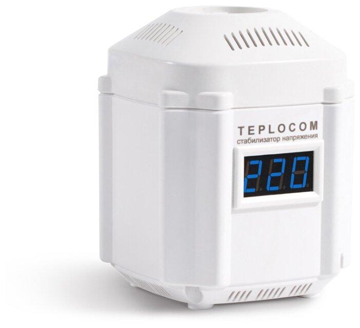 Стабилизатор напряжения однофазный БАСТИОН Teplocom ST-222/500-И