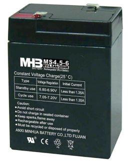 Аккумуляторная батарея MHB/MNB MS4.5-6