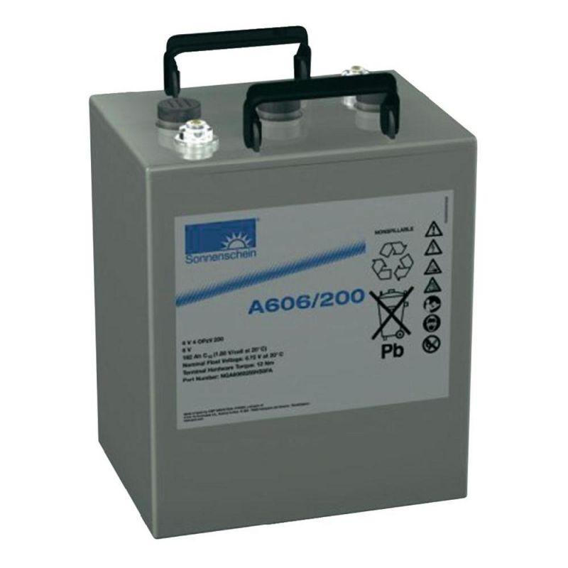 Аккумуляторная батарея SONNENSCHEIN 6V 4 OPzV 200