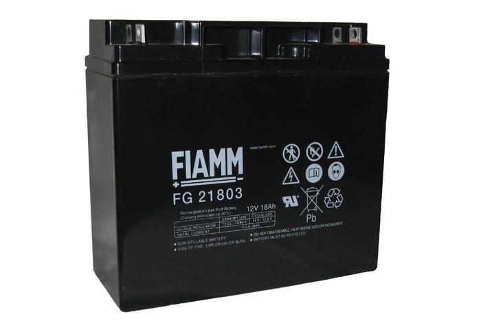 Аккумуляторная батарея FIAMM FG 21803