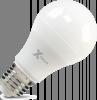 Светодиодная (LED) лампа X-Flash Bulb E27 A60 P 8W 3000K 12V (45938)