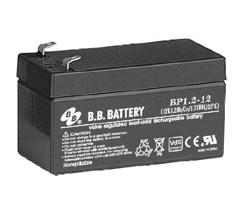 Аккумуляторная батарея B.B.Battery BP 1,2-12
