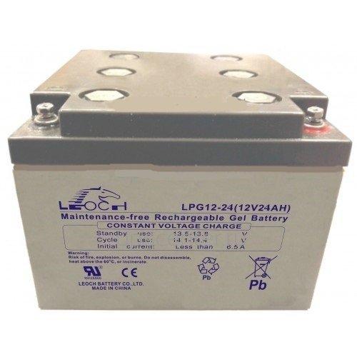 Аккумуляторная батарея Leoch Battery LPG 12-26
