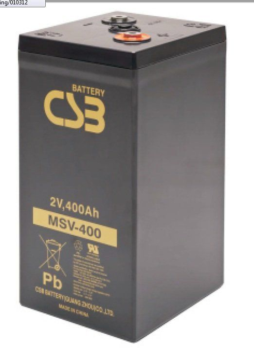 Аккумуляторная батарея CSB MSV 400