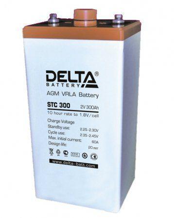 Аккумуляторная батарея DELTA STC 300