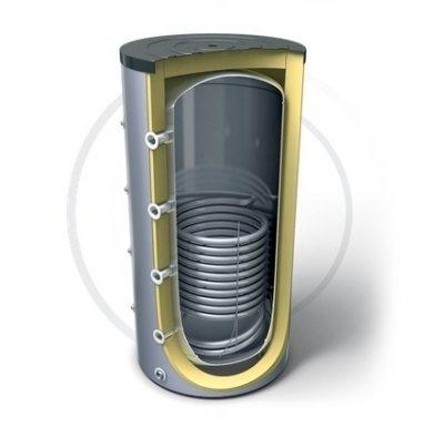 Буферная емкость для нагревательной установки с одним теплообменником TESY V 12S 1500 120 F45 P5