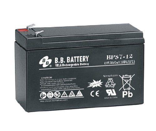 Аккумуляторная батарея B.B.Battery BPS 7-12