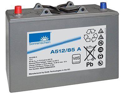 Аккумуляторная батарея SONNENSCHEIN A 512/85.0 A