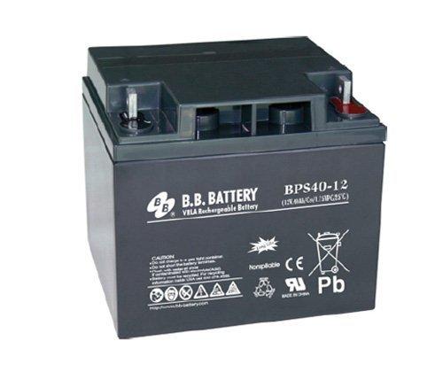 Аккумуляторная батарея B.B.Battery BPS 40-12