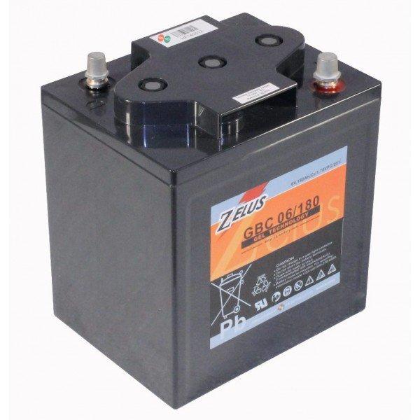 Тяговый аккумулятор B.B. Battery Zelus GBC 06/180