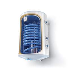 Водонагреватель накопительный комбинированный электрический вертикальный TESY GCV9S 150 44 20 B11 TSRCP