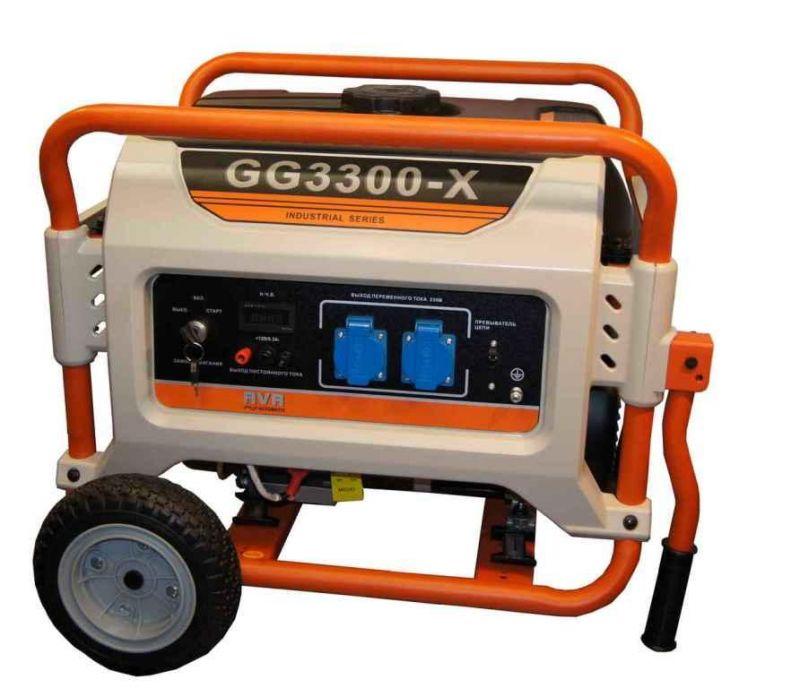 Бензиновый генератор REG GG3300-X