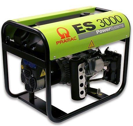 Бензиновый генератор Pramac  ES3000, 230V, 50Hz