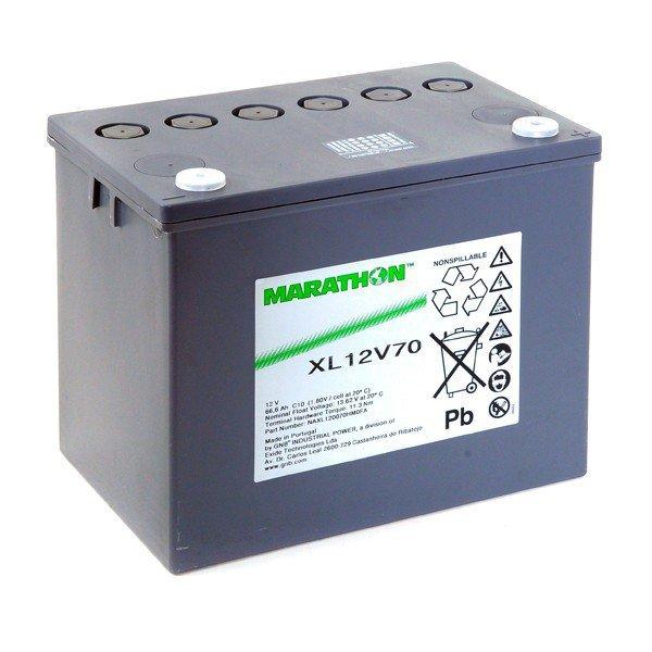 Аккумуляторная батарея Marathon XL 12V 70