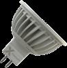 Светодиодная (LED) лампа X-Flash SPOTLIGHT MR16 GU5.3 5W(5вт),желтый свет 3000K,световой поток 380лм, 12V(в) (44986)