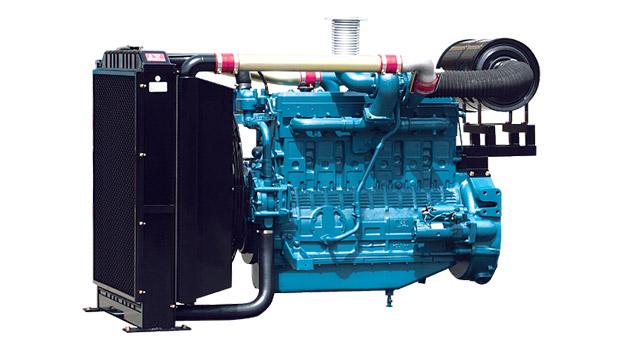 Дизельный двигатель Doosan P126TI-II для дизель-генераторных электростанций