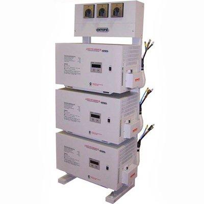 Трехфазный стабилизатор напряжения LIDER PS 45 W +50/30