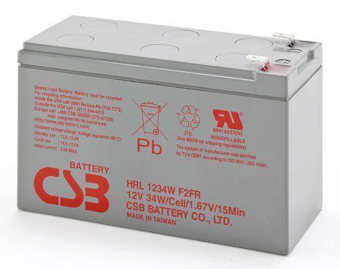 Аккумуляторная батерея CSB HRL 1234 W