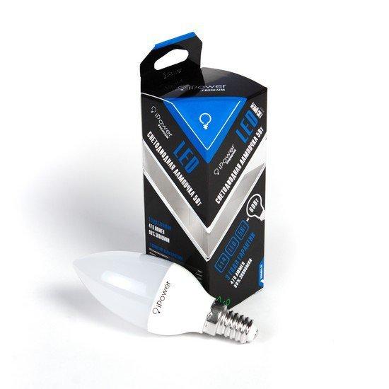 LED Лампа iPower Premium IPPB5W4000KE14