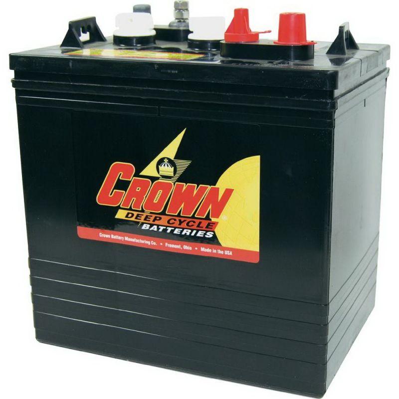Тяговый аккумулятор CROWN GC6V