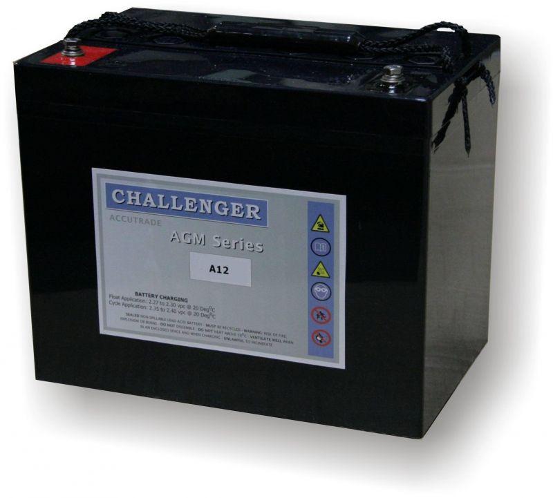 Аккумуляторная батарея Challenger A12-120S