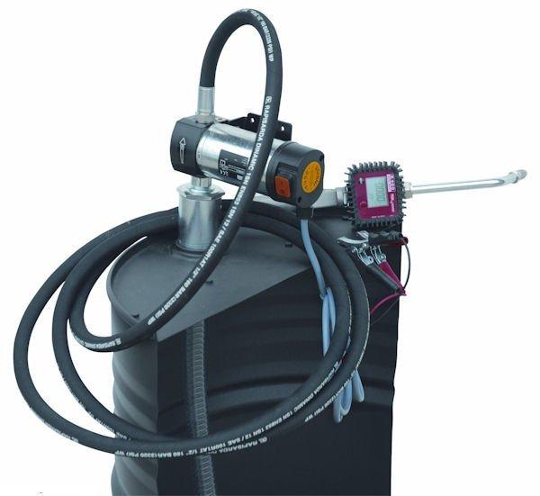 Бочковой комплект для раздачи и перекачки масла PIUSI DRUM VISCOMAT 200/2 K400