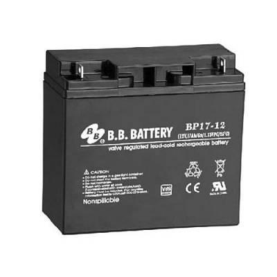 Аккумуляторная батарея B.B.Battery BP 17-12