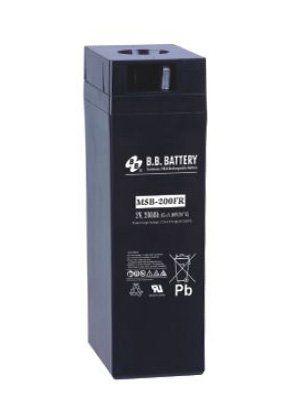 Аккумуляторная батарея B.B.Battery MSB 200-2FR
