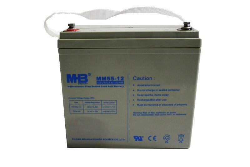 Аккумуляторная батарея MHB/MNB MM55-12