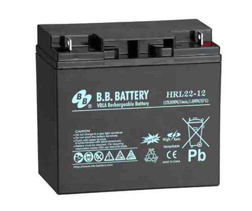 Аккумуляторная батарея B.B.Battery HRL 22-12
