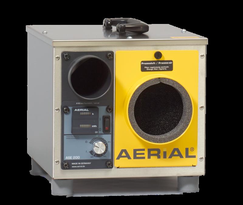 Адсорбционный осушитель воздуха AERIAL ASE 200