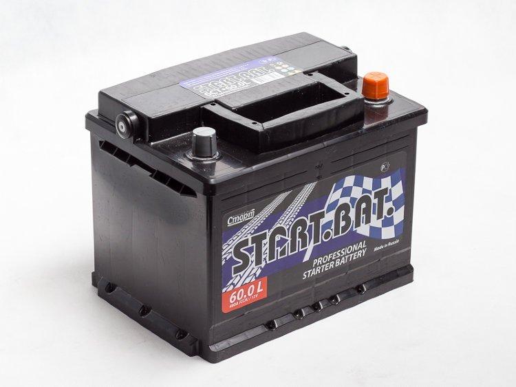 Аккумуляторная батарея START.Bat 60 о.п.