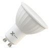 Светодиодная (LED) лампа X-Flash Spotlight MR16 P GU10 3W(3вт),желтый свет 3000K,световой поток 240лм, 220V(в) (46140)