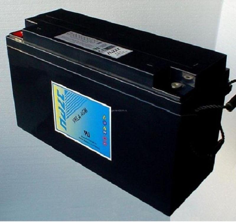 Аккумуляторная батарея HAZE HZB12-120