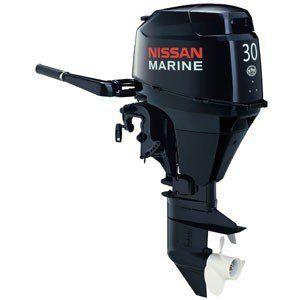 Лодочный мотор Nissan Marine NS 30 HEP1