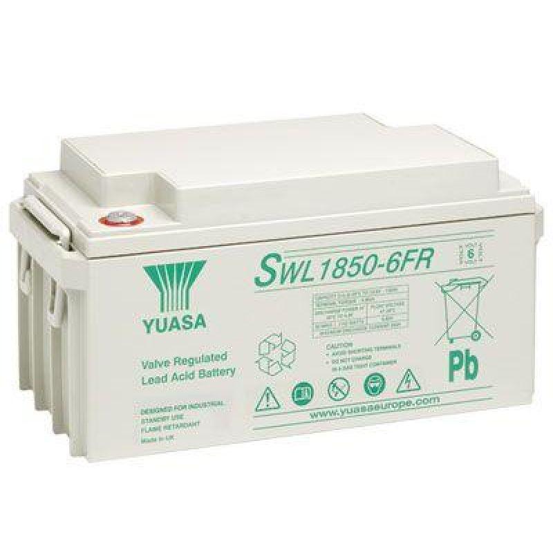 Аккумуляторная батарея YUASA SWL 1850-6FR