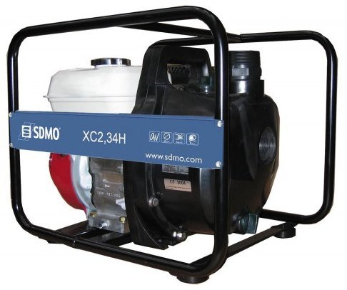 Мотопомпа SDMO XC 2.34H