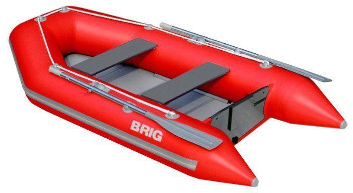 Лодка надувная BRIG D265 серия DINGO