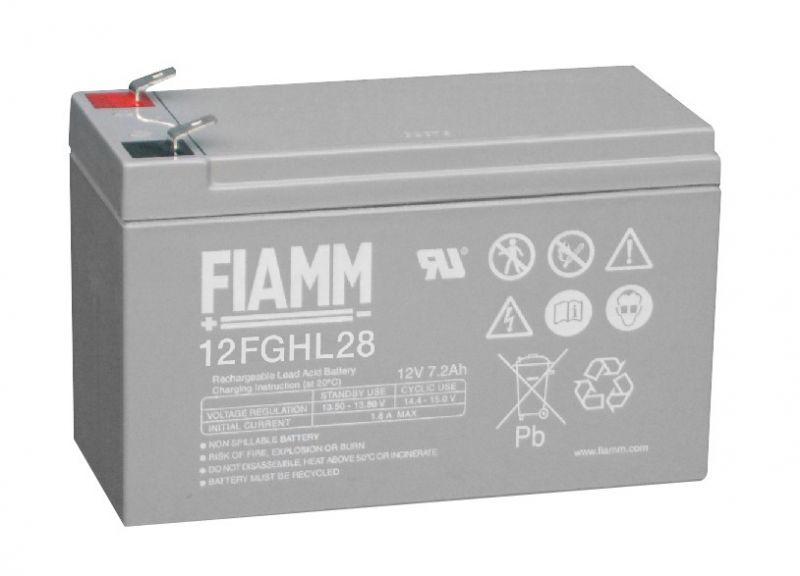 Аккумуляторная батарея FIAMM 12FGHL28