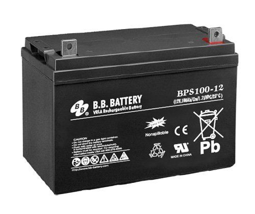 Аккумуляторная батарея B.B.Battery BPS 10-12