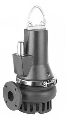 Дренажный насос Heisskraft DHP 50.15.15.15.D (DN 50, 1.5 кВт, 3*400 В) кабель 10 м