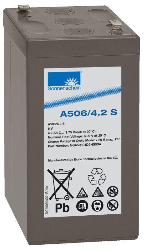 Аккумуляторная батарея SONNENSCHEIN A 506/4.2 S
