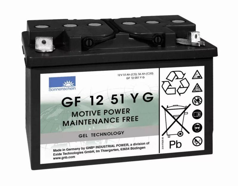 Аккумуляторная батарея Sonnenschein GF 12 051 Y G1